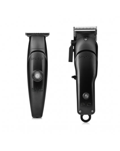 Protege Clipper Trimmer Combo - Matte Metallic Black